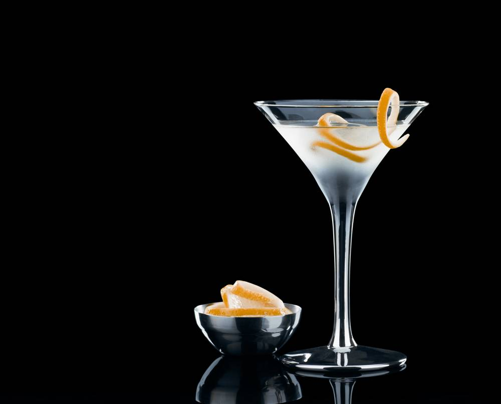 T G I F With A Vesper Martini What 39 S Cooking