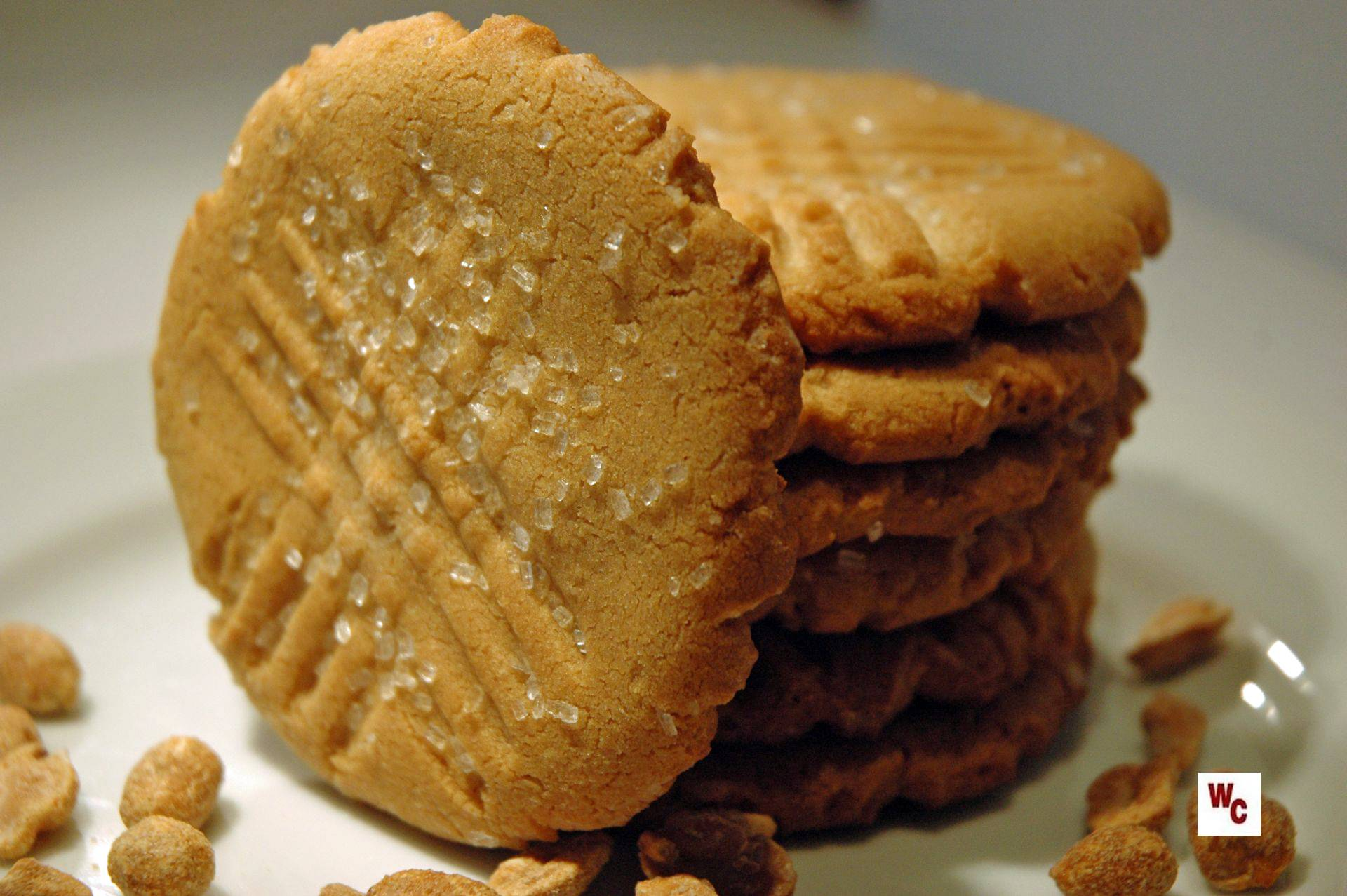 Old Fashioned Peanut Butter Cookies | What's Cooking