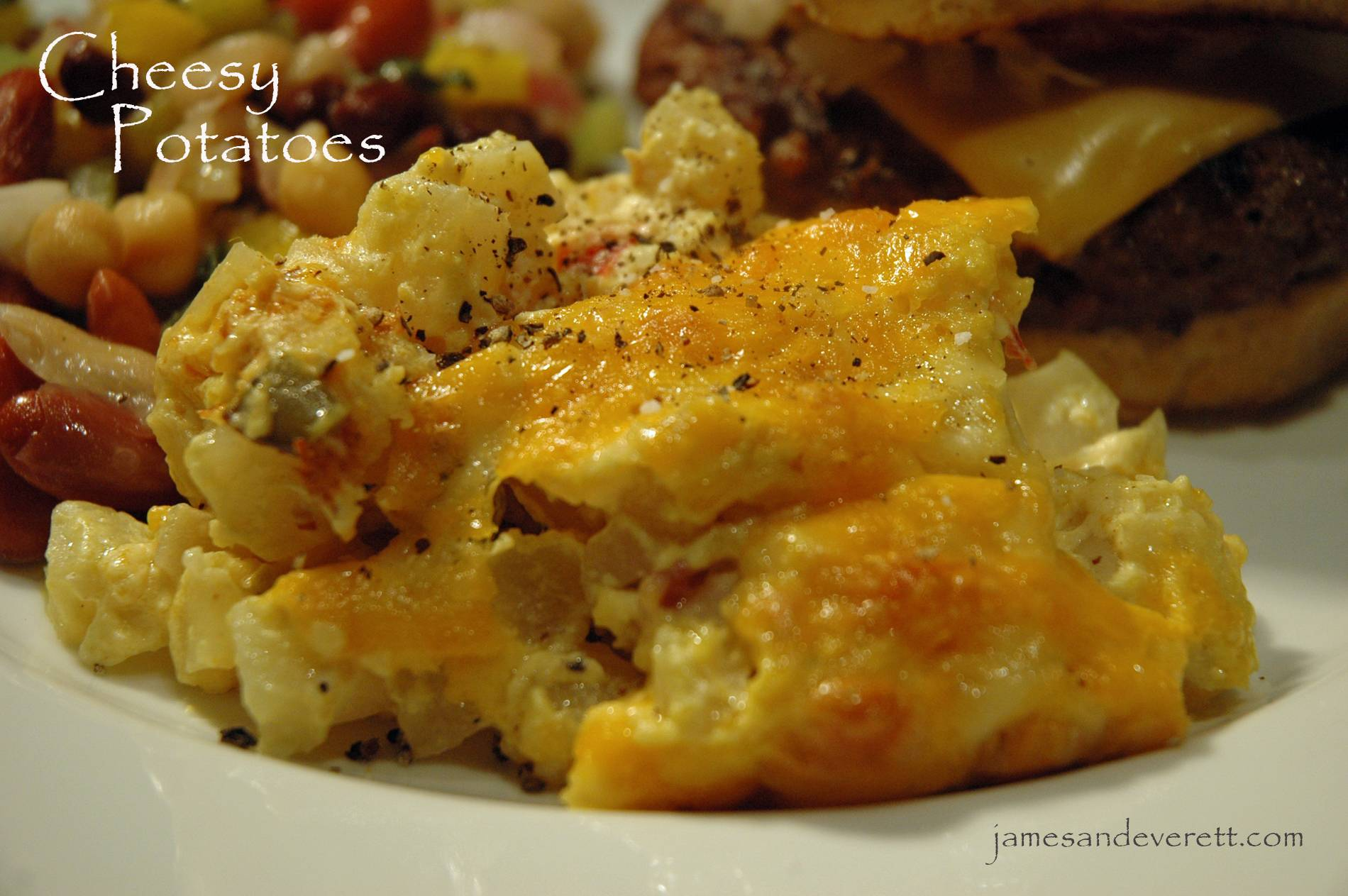 cheesy bbq casserole bbq beef casserole this is so cheesy bbq ...