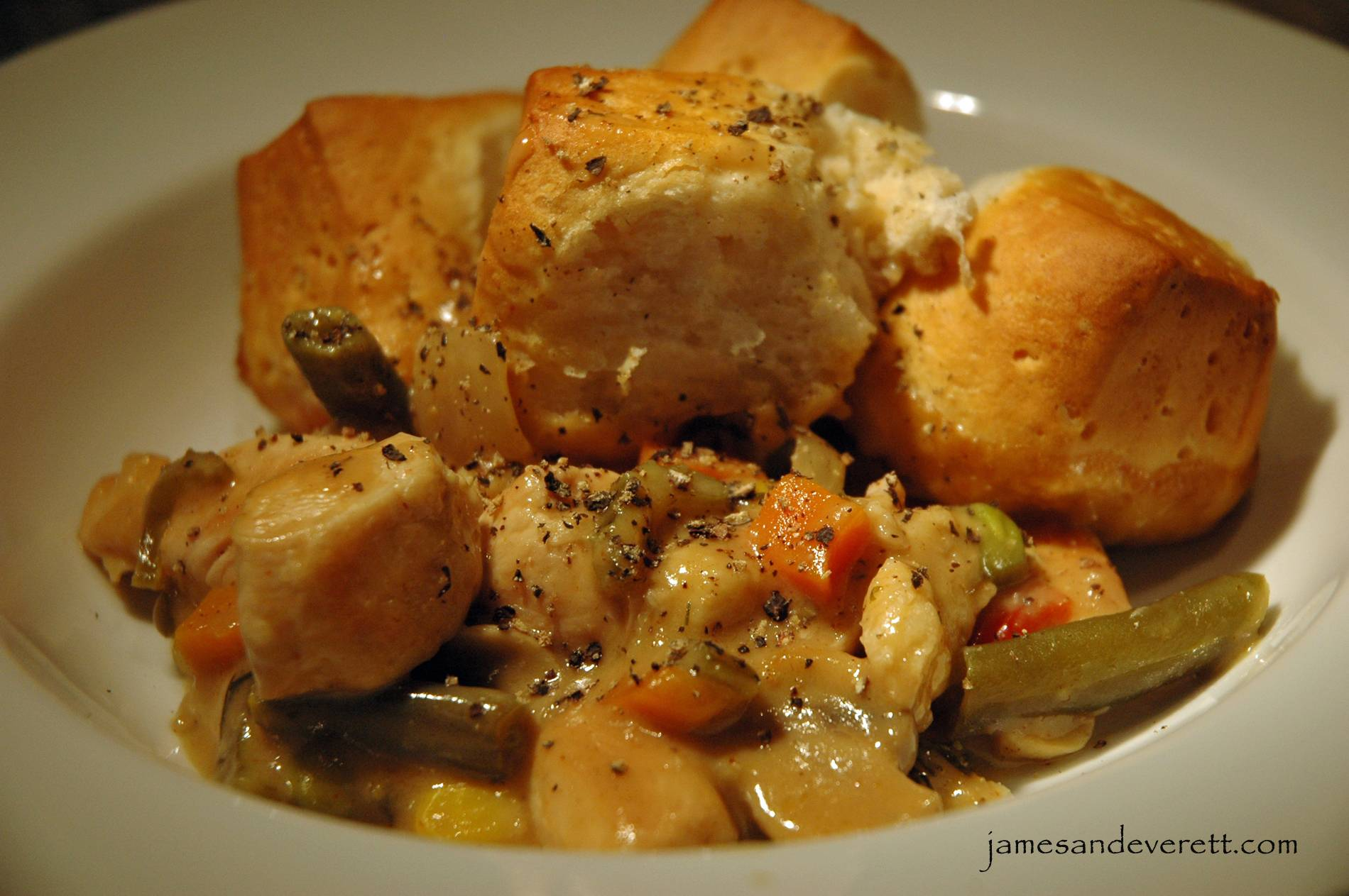 Chicken Pot Pie | What's Cooking