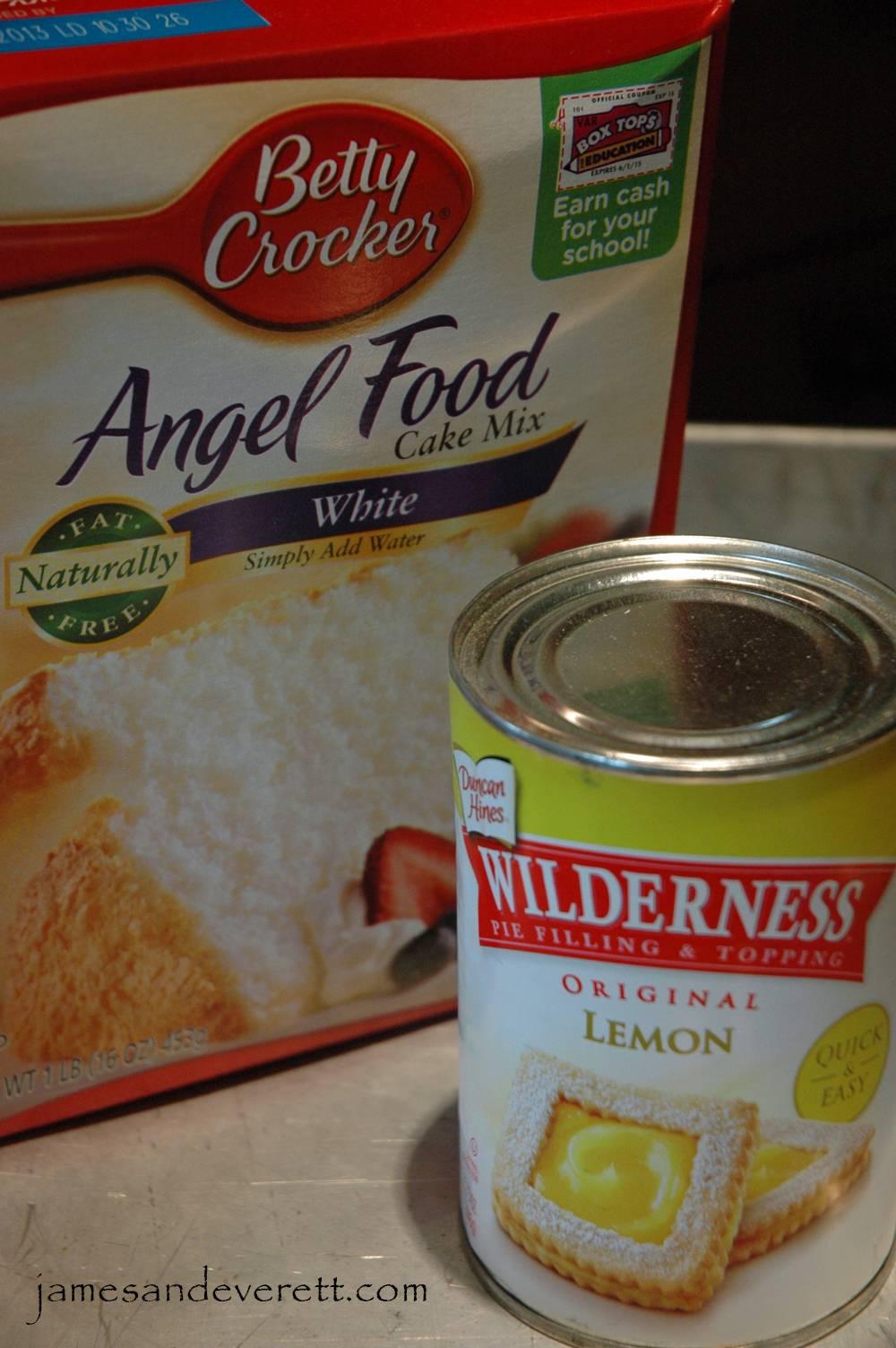 Wilderness Lemon Pie Filling Recipes