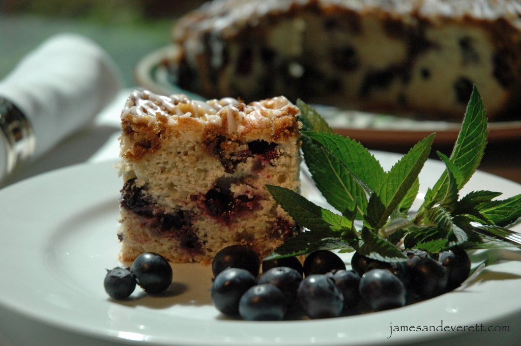 Blueberry-Spice Coffee Cake Recipes — Dishmaps