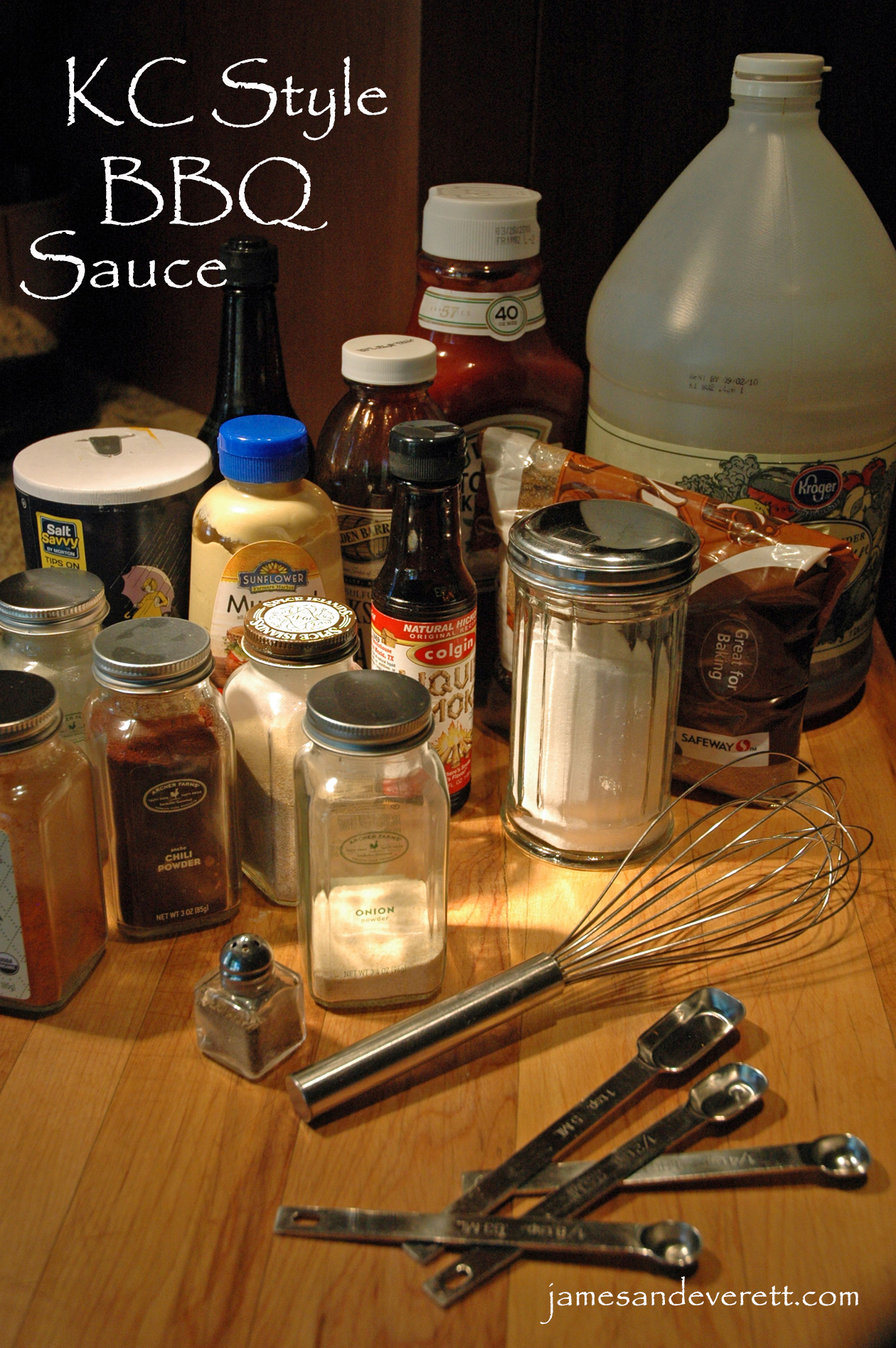 KC Style BBQ Sauce | What's Cooking