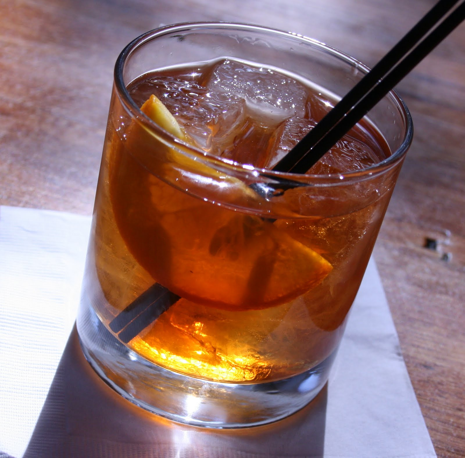 Traditional Elder-Fashioned Cocktail Recipes — Dishmaps