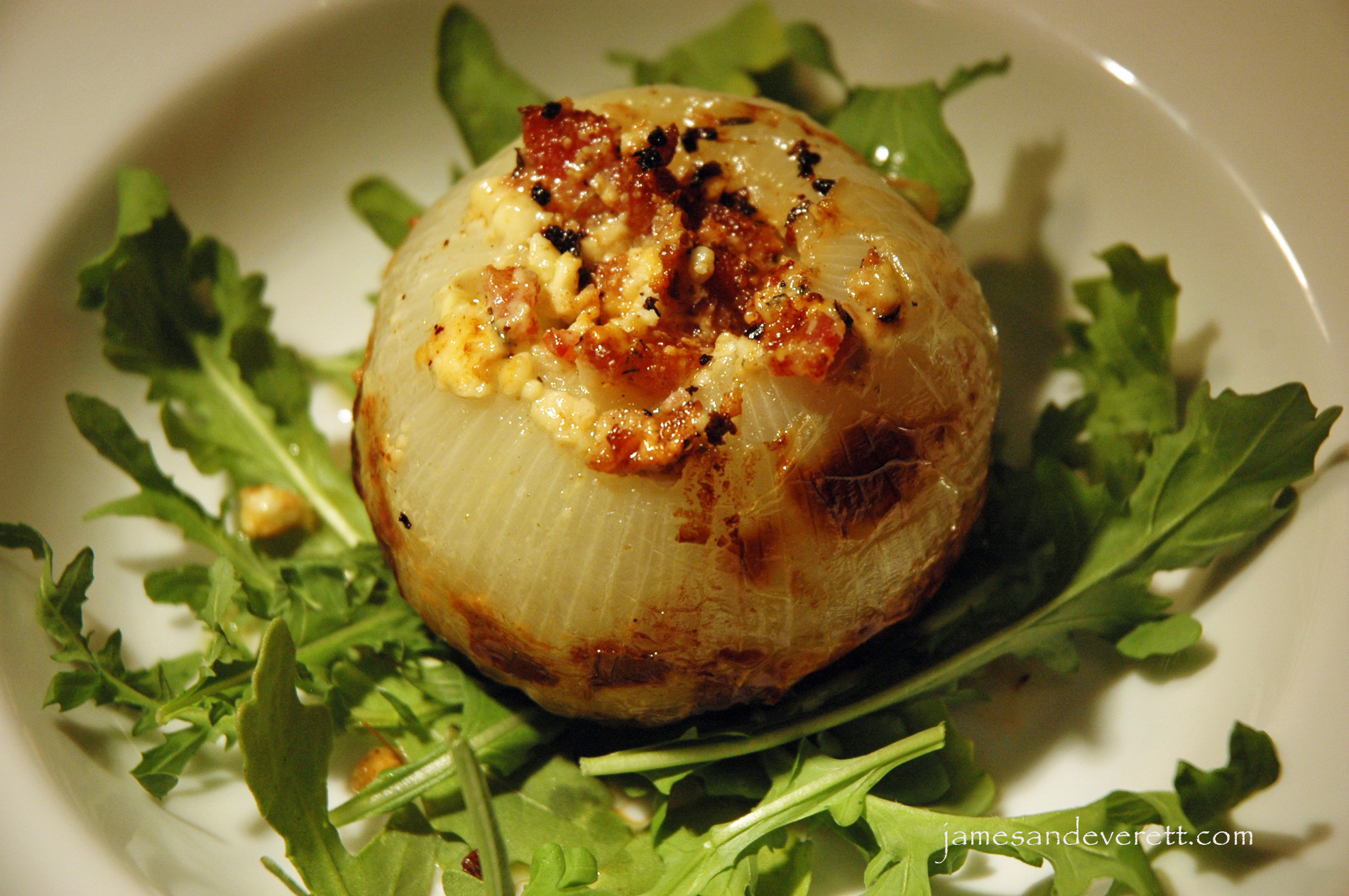 Grilled Onion Recipe — Dishmaps