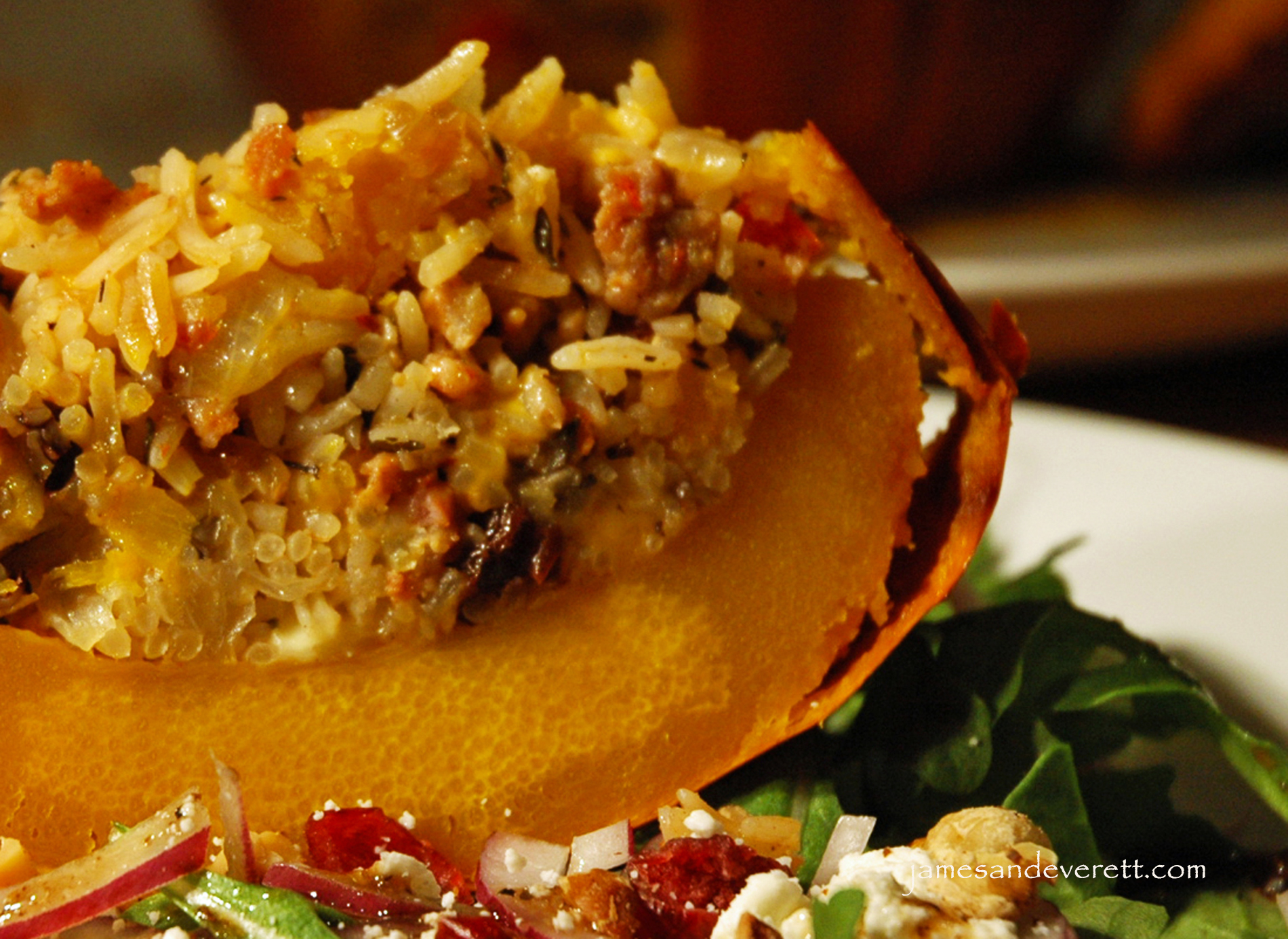 stuffed pumpkin 8