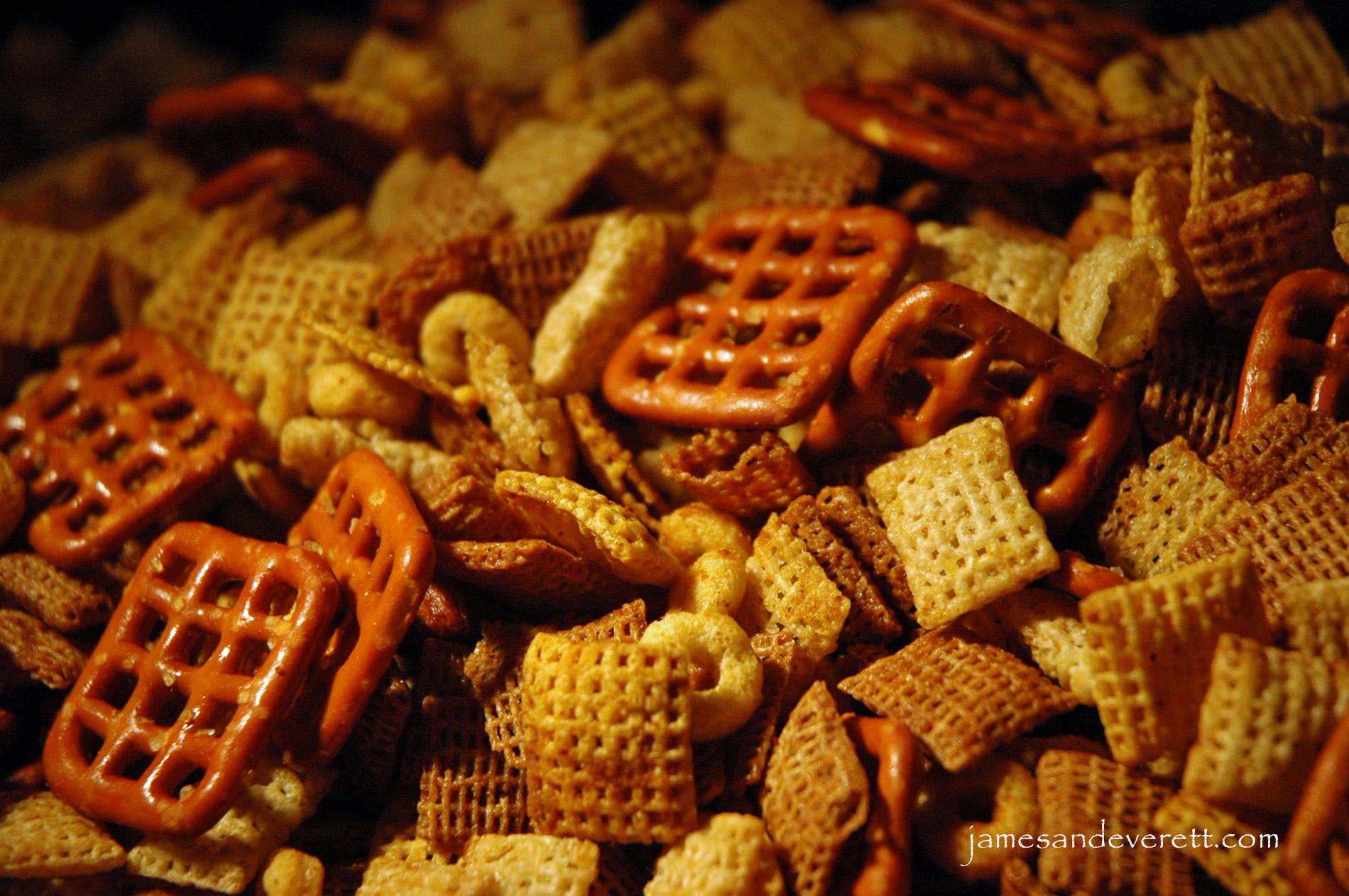 Published December 20, 2012 at 1900 × 1262 in Chex Party Mix