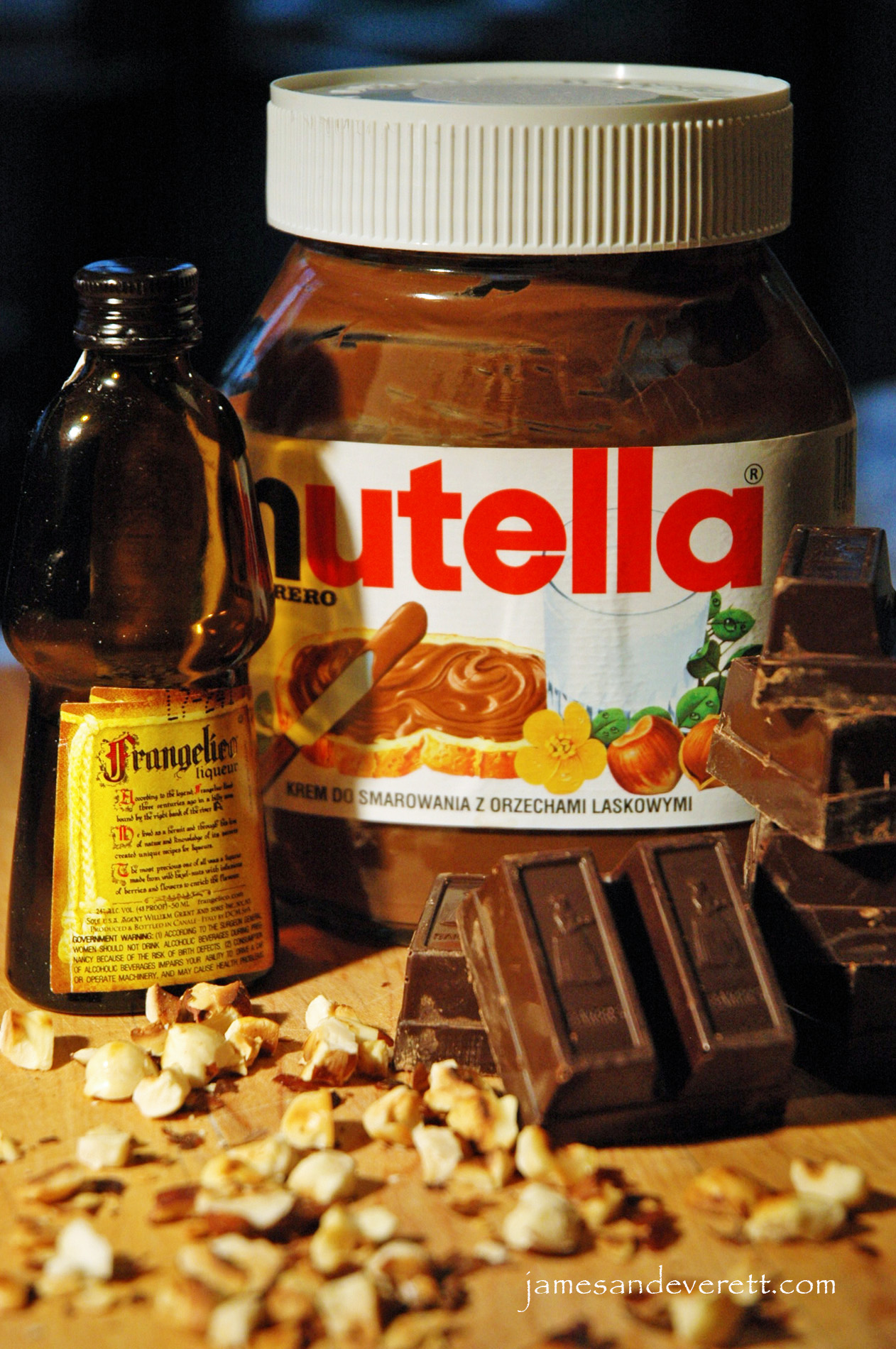 Nutella Frangelico truffles | What's Cooking