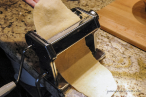 Pasta Dough Recipe